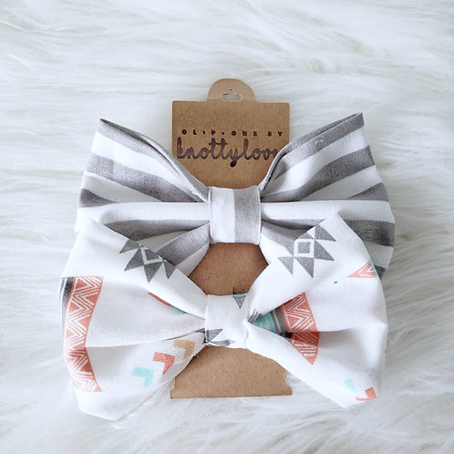 TeePee Bow Tie