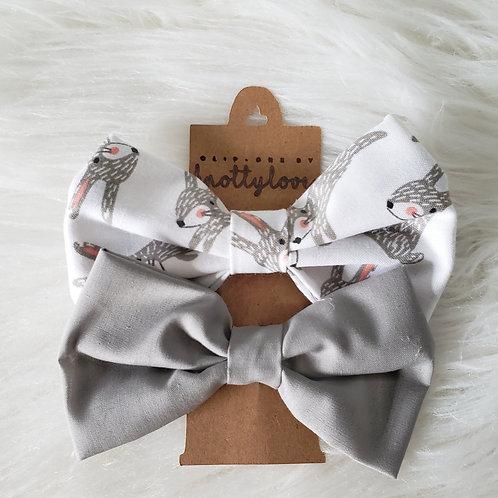 Bunny Love Bow Tie