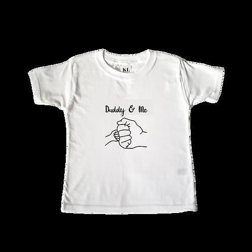 Fist Bump Kids Shirt