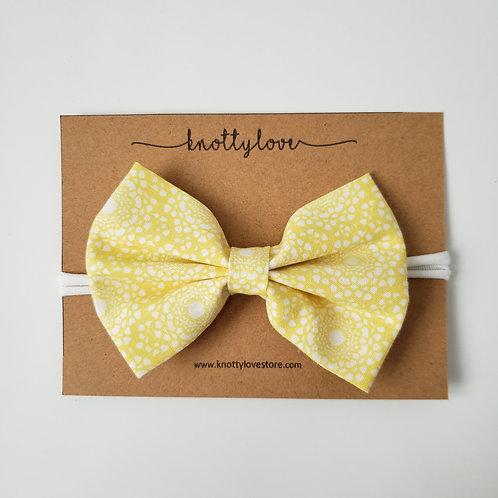 Hello Sunshine Classic Bow