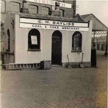 C H Bayliss old office