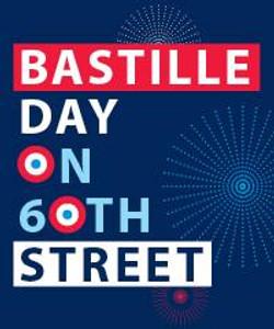 Miss Madeleine at Bastille Day