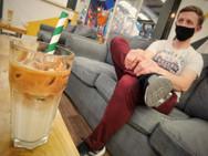 Rockstar Iced Espresso.