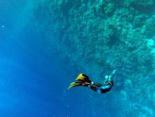 Рифы острова Тиран
