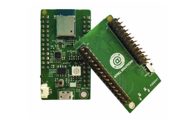 BLE 5.0 Starter Kit with MDBT50Q
