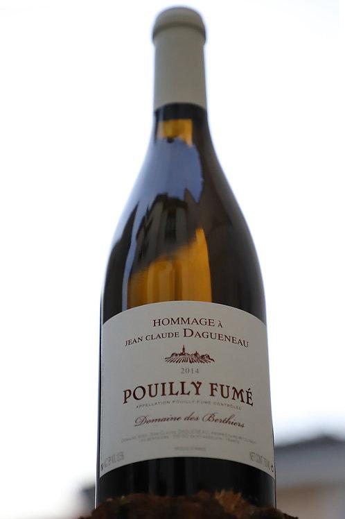 Pouilly-Fumé - Hommage à Jean-Claude Dagueneau - Loire - 2014