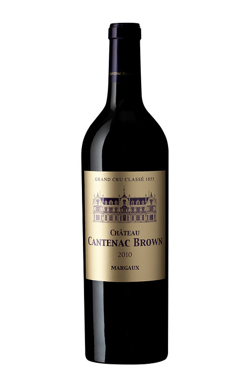 Chateau CANTENAC BROWN - MARGAUX - 2014