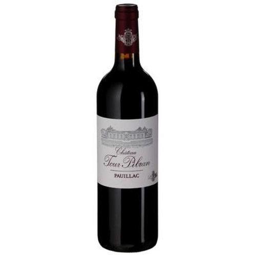 Château Tour Pibran Pauillac - Second Vin du Château Pibran - 2014