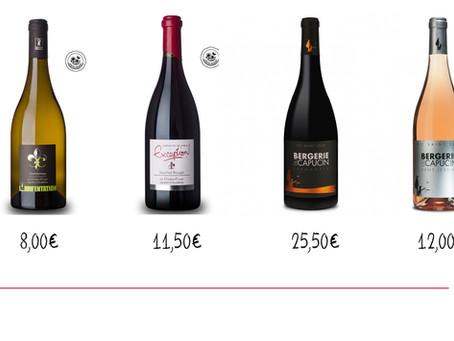 Des vins 'raisonnables'