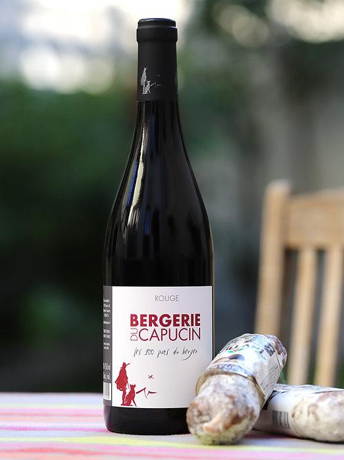 Les 100 Pas du Berger rouge - Bergerie du Capucin - Pic Saint Loup - 2018