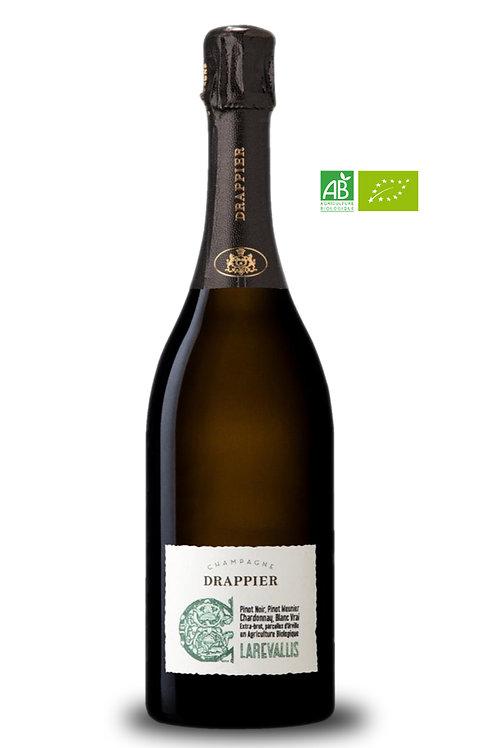 CHAMPAGNE DRAPPIER Cuvée Clarevallis