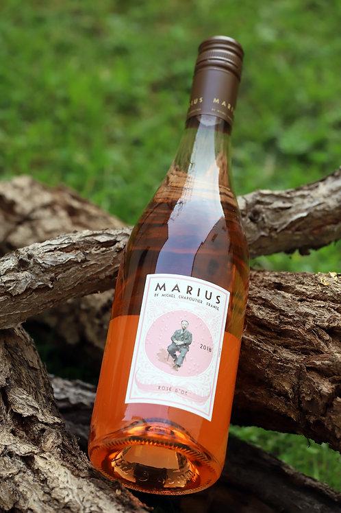 MARIUS Rosé by Michel Chapoutier - IGP