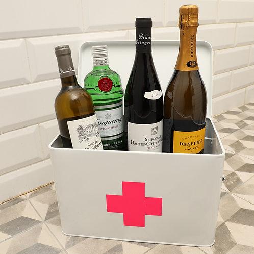 Le kit d'urgence - à consommer avec modération ;)