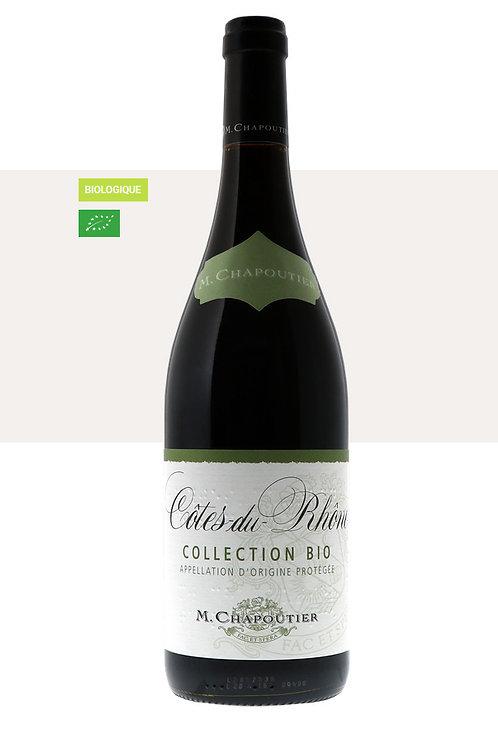 Côtes-du-Rhône -  Collection Bio - Michel Chapoutier