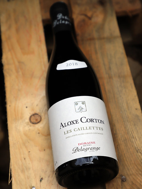 Aloxe-Corton - Les Caillotes - Domaine Didier Delagrange - 2018