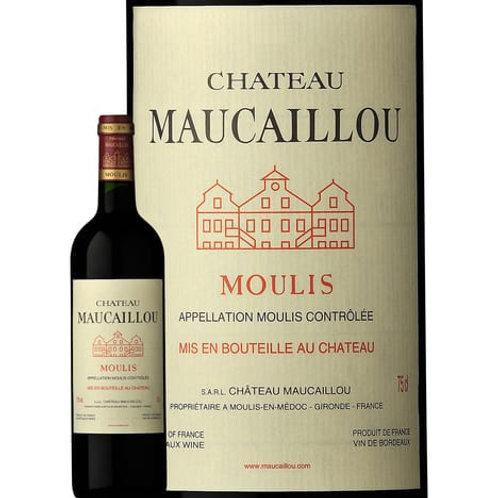 Chateau Maucaillou - HAUT MEDOC - 2015