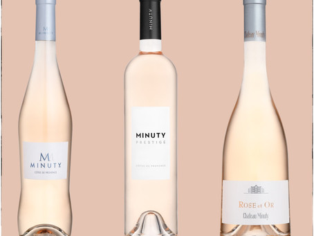 Promotion rosé Minuty