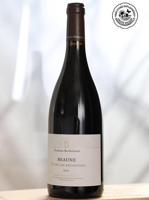 Beaune 1er Cru Les Bressandes - Pinot Noir - 2018