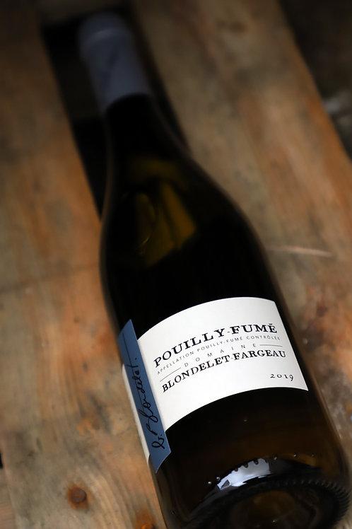 Pouilly Fumé  cuvée 'Domaine' 2019 - Domaine Blondelet Fargeau