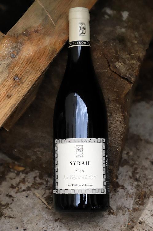 IGP Syrah rouge 'Les Vignes d'à côté' 2019 - Domaine Yves Cuilleron