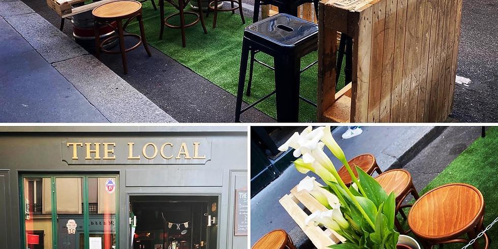 After-work dégustation - Pub The Local Paris