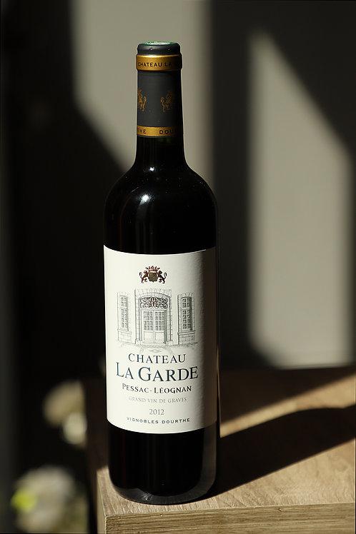 Chateau La Guarde - PESSAC-LEOGNAN - 2012