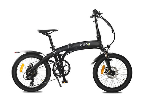 Bicicleta Eléctrica Cero M1