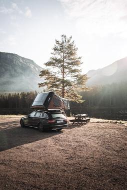iKamper Skycamp X Mercedes c Klasse