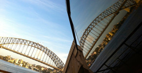 Sydney, Australia. The icons in pictures