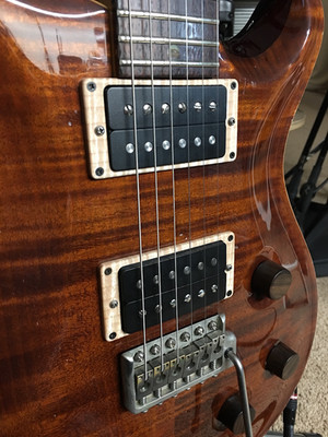 PRS Guitars: Working For Paul
