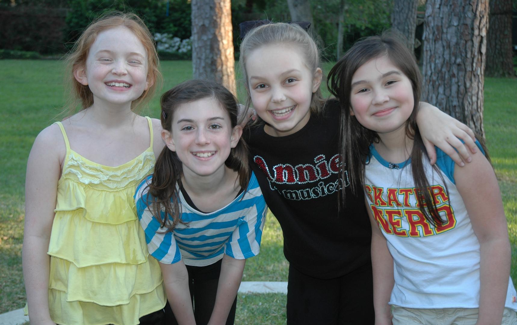 Annie friends.JPG