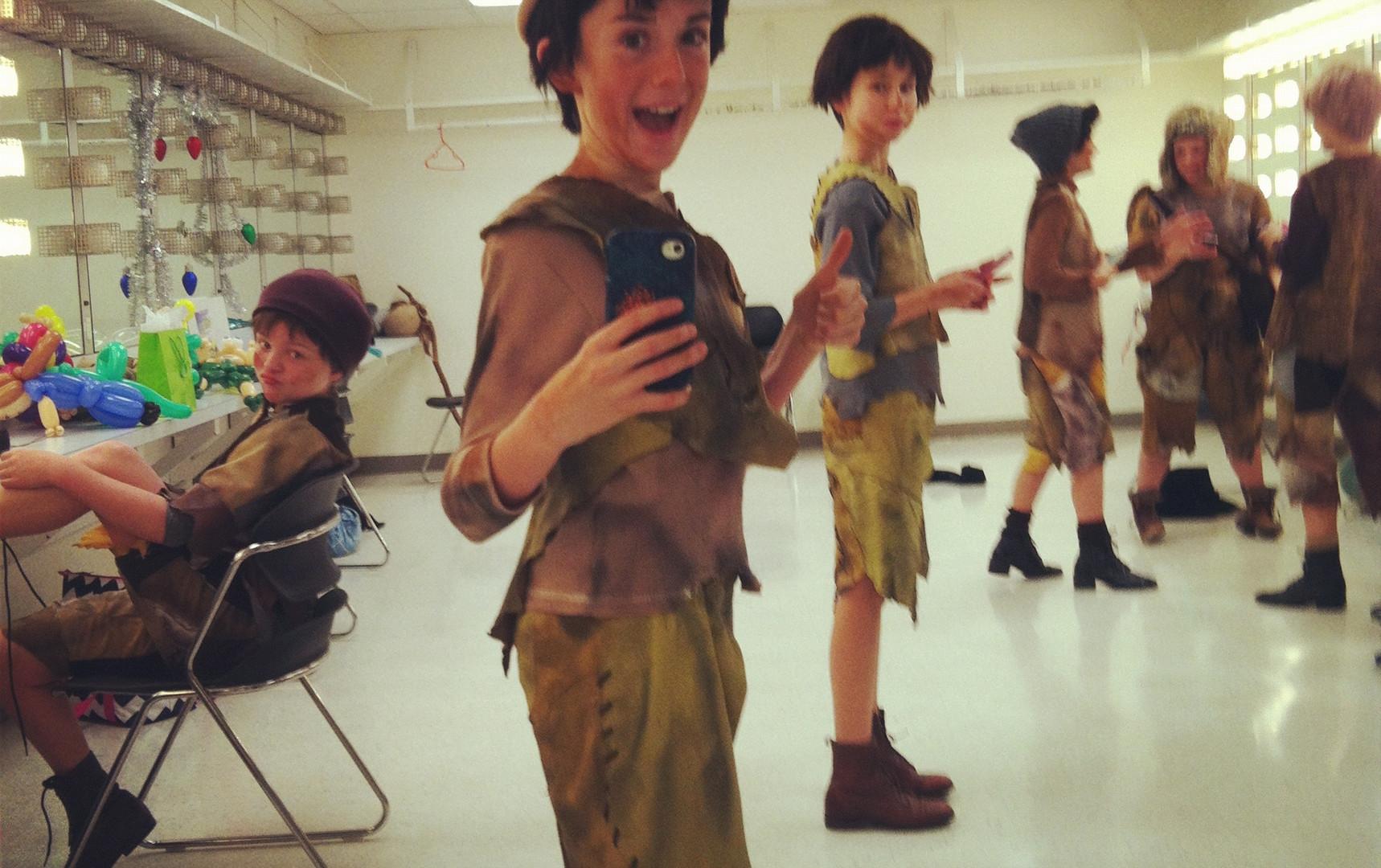 Peter Pan selfie.JPG