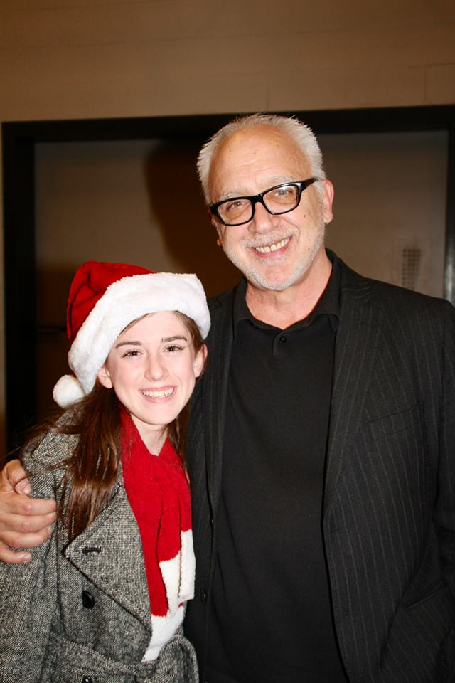 Lauren & director Bruce Lumpkin.jpg