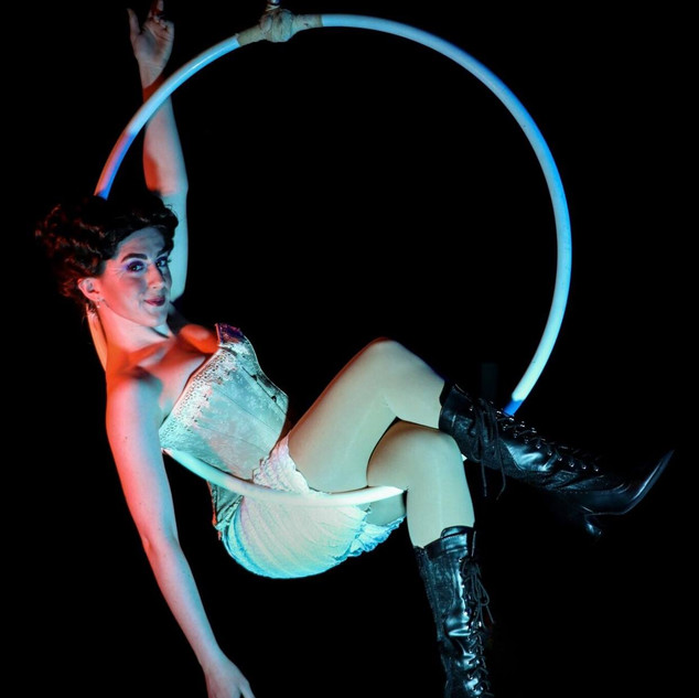 "Berthe in ""Pippin"""