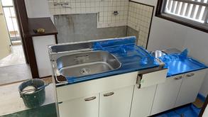 お風呂・キッチンの改修🛀