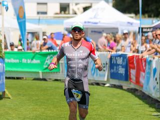 Spontaner Start mit gutem 4.Platz über die Mitteldistanz in Erlangen