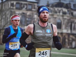 Ohne Entenarsch zur Bestzeit über 10km (31:50min) beim Invitational Citylauf Dresden