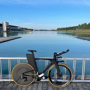 Comeback mit 1. Platz beim Triathlon.de Cup München