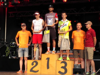 Erster Gesamtsieg der Karriere beim Mainathlon
