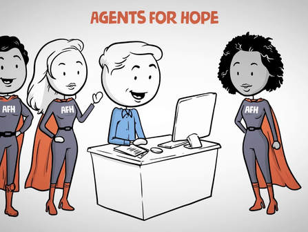 What is Agents For Hope?