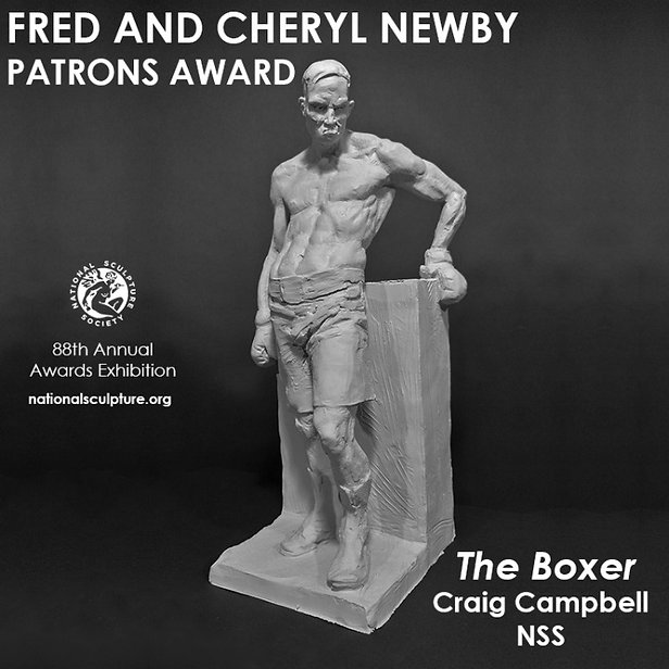 CAMPBELL, CRAIG - The Boxer - social med