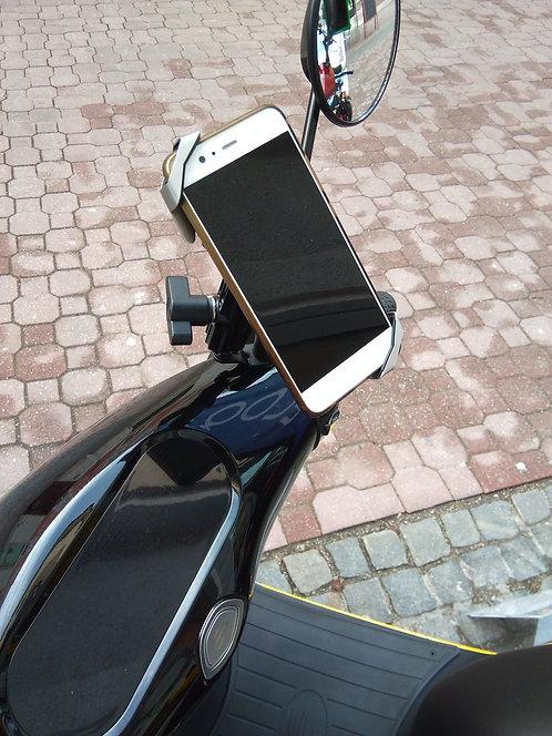 Smartphone Halter befest. Spiegel