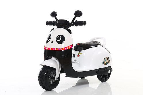 Kinderdreirad Panda mit Soundefekte