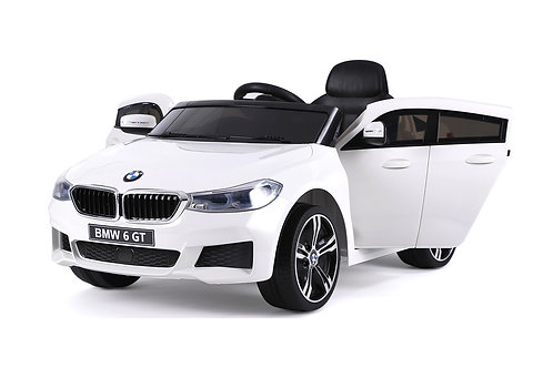 Kinderauto BMW 6 GT 2x35W 12V 4Ah 2.4G RC