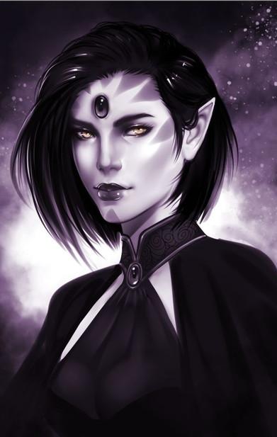 A Sötét úrnő