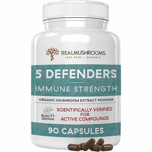 5 Defenders - 90 capsules