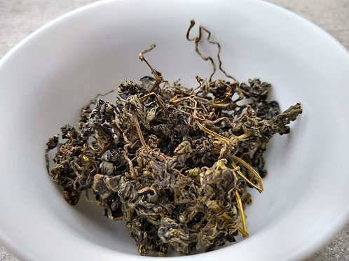 Wild-grown Jiaogulan - Gynostemma Loose Leaf - 2 oz.