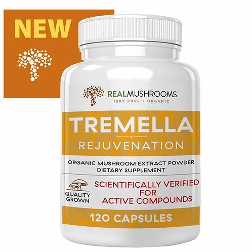 Organic Tremella Mushroom Extract - 120 capsules