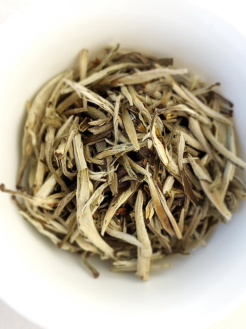Jasmine Silver Needle White Tea - 2 oz.
