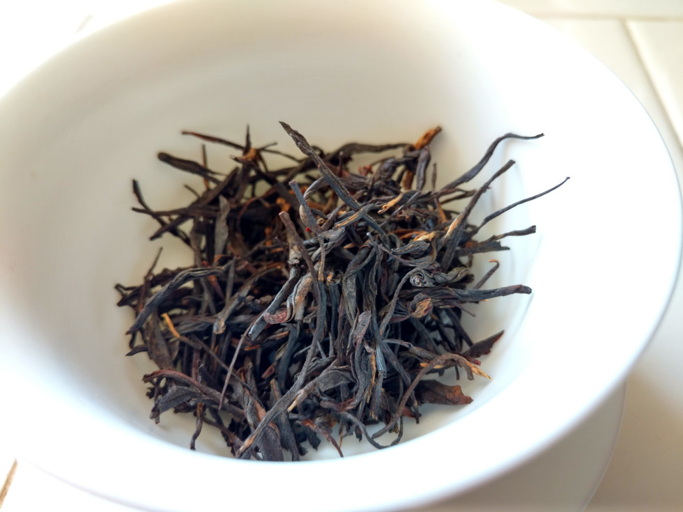 Purple Needle Assam